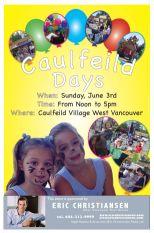 Caulfeild Poster