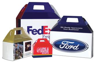 Custom Designed Boxes