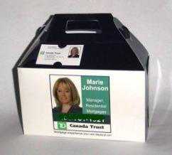 Marie Donut Box