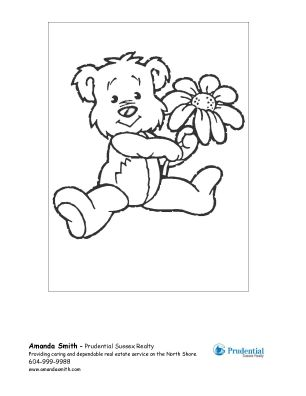 Open house tip 3 coloring for the kids good ideas are for Open house coloring pages