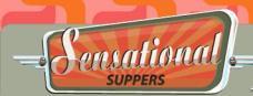 Sensational Supper Logo