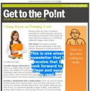 Get to the Point Newsletter