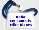 Blue name tag rev