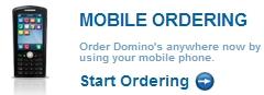 Domino Mobile Order