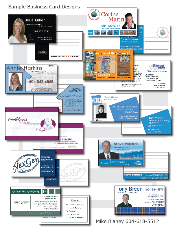 visiting card design sample. How to Make Your Business Card