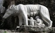 The Capitoline Wolf with Romulus and Remus