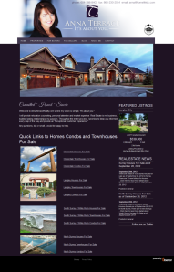 Anna Terrace Website