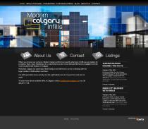 Modern Calgary Infills Website