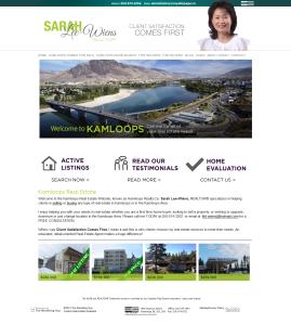 Sarah Lee-Wiens Website
